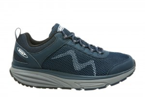 MBT Men's Colorado 17 Petrol Blue Fitness Walking Sneakers
